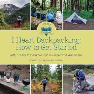 I Heart Backpacking guide book